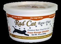 Rad Cat Raw Chicken