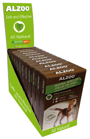Alzoo Natural Flea And Tick Products 4paws