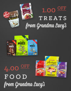 Grandma Lucy's Treat Specials
