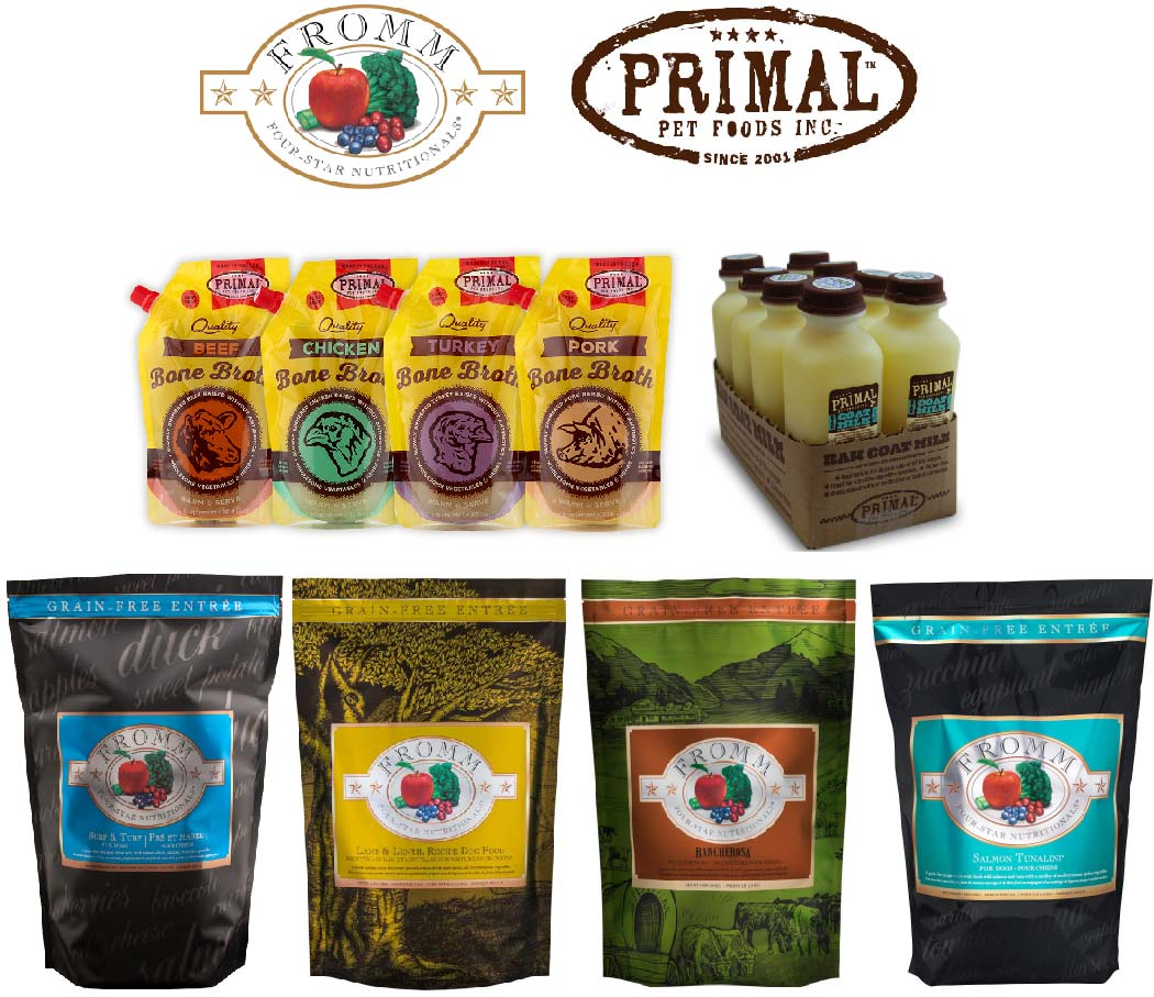 Fromm Primal Promo 4paws
